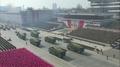 كوريا الشمالية تجري استعراضا عسكريا بمستوى مصغر