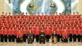 Kim Jong-un dice que es importante continuar el modo de reconciliación entre las..