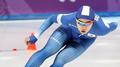 Un patinador de velocidad gana un inesperado bronce y una patinadora de pista co..