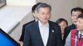 الرئيس مون: عقد محادثات القمة بين الكوريتين بمثابة البحث عن ماء ساخن بجانب عين ا..