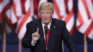 트럼프 첫 춘제 인사에 中 불만 노골화-무역보복 전쟁 확전일로