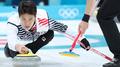 カーリング韓国男子が2勝目 イタリアに8—6(2月20日)