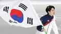 (الأولمبياد)المتزلج الكوري الجنوبي تشا ي..