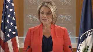 """미 국무부, 시리아 사태 우려 표명…""""러시아도 책임"""""""