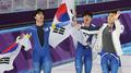 Corea del Sur obtiene la medalla de plat..