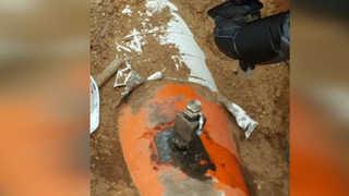 송유관 기름 절도 용의자…도피 44일 만에 검거
