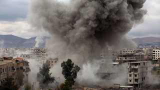 하루가 급한데…시리아 동구타 휴전결의 진통