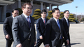 Le voyage vise à encourager le dialogue Washington-Pyongyang sur la dénucléarisa..
