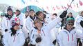 Paralympiques 2018 : la délégation nord-coréenne arrive en Corée du Sud