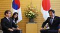 Abe appelle à des actions «concrètes» de la Corée du Nord pour la dénucléarisati..
