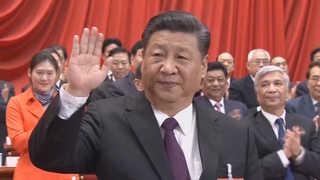 중국 시진핑, 국가주석 재선출…왕치산, 부주석으로 복귀