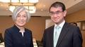 Los jefes diplomáticos de Corea del Sur y Japón prometen una estrecha cooperació..