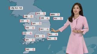 [날씨] 절기 춘분 무색 추위…곳곳 함박눈