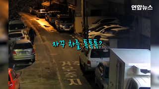[현장영상] 당신의 은밀한 범행, CCTV가 보고 있다