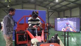 경운기 운전사고 급증…안전교육용 시뮬레이터 개발