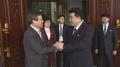 Les ministres du Sport des Corées envisagent un défilé conjoint aux Jeux asiatiq..