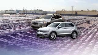 수입 SUV 대공습…국내 업체는 '대형급' 준비 한창
