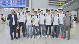 남자농구, 6월 일본과 두 차례 평가전