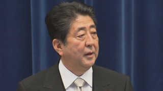 일본 아베 총리, A급전범 합사 야스쿠니 신사에 공물 보내