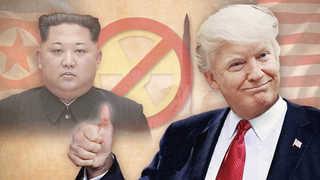 """트럼프 """"북한 핵ㆍICBM 중단 굿 뉴스""""…美국방 """"새로운 길 검토"""""""