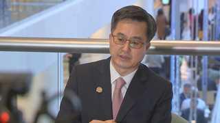 김동연, 내일 귀국…한국GM 노사에 협상타결 촉구