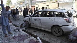 아프간 폭탄테러로 최소 31명 사망…IS 배후 자처