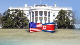 """백악관 """"북한 완전 비핵화 목표…구체적 조치없이 제재 완화없어"""""""