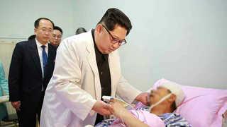 교통사고 직접 챙긴 김정은ㆍ시진핑…북중관계 과시