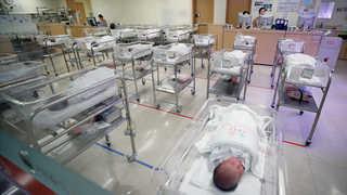 2월 출생아 또 10% 줄어…27개월째 감소 행진