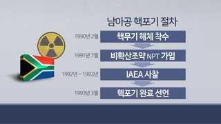 """""""동결의 덫이냐 밝은 길이냐"""" 사례로 본 비핵화 앞길"""