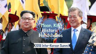[Eng] 남북 정상의 역사적 만남
