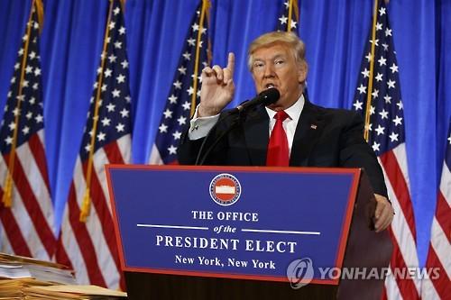 [트럼프 취임 D-1] 국정운영 첫 시험대는 오바마케어 폐지(종합)