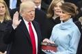 <긴급> 트럼프 '취임선서'…美 45대 대통령 공식 취임