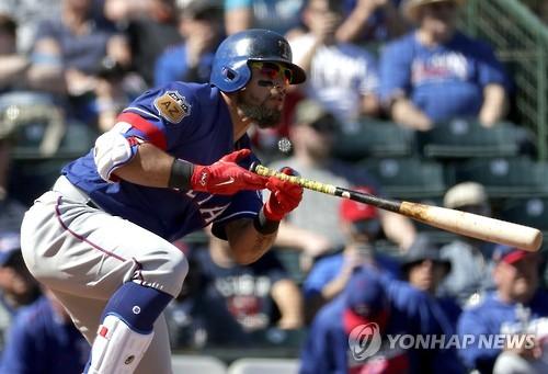 MLB 텍사스, 오도어와 6년 556억원 연장 계약