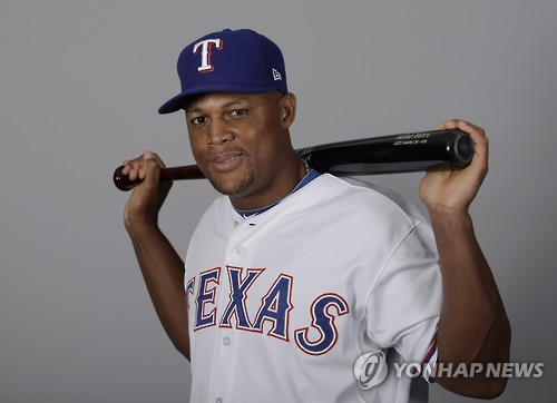 "MLB 텍사스 구심점 벨트레 ""올해 WS 우승하면 은퇴할 수도"""