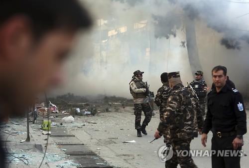 아프간 카불서 통근버스 겨냥 폭탄 터져…1명 사망·8명 부상