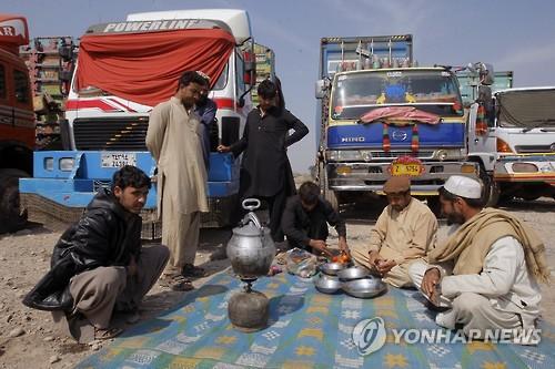 '테러 책임 공방' 파키스탄-아프간, 국경 폐쇄 한달만에 해제