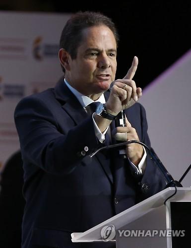 콜롬비아 부통령 사직서 제출…내년 대선 출마 유력