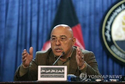 아프간, 軍병원 테러에 치안 불신 증폭…군장성도 체포돼