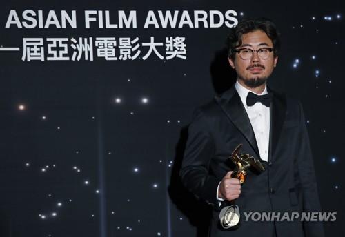 '곡성' 나홍진, 홍콩 아시아필름어워드 감독상…'아가씨' 4관왕