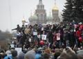 러시아 대규모 反부패 시위 주도 나발니에 15일 구류형(종합)