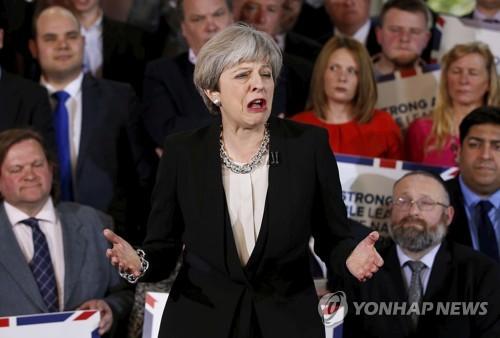 英총선 레이스 돌입…집권 보수당 지지율 더블스코어 리드