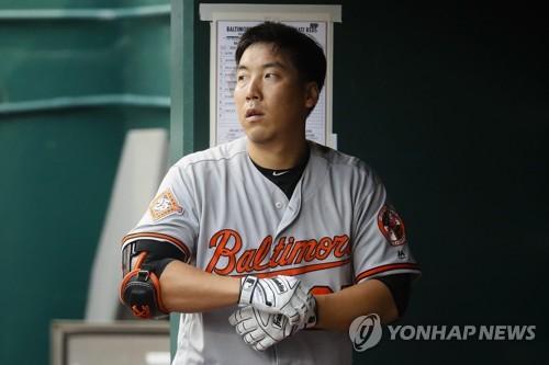 김현수, 2경기 연속 결장…볼티모어는 2연승