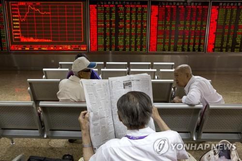 MSCI 중국 A주 편입 후 상하이증시 0.5% 상승