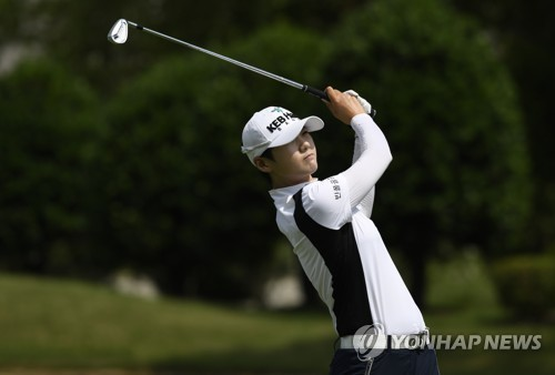 박성현, LPGA 월마트 챔피언십 1R 단독 선두…유소연 2위(종합)