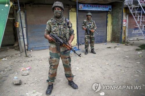 인도 카슈미르서 힌두교 순례자 7명, 무장괴한에 피살