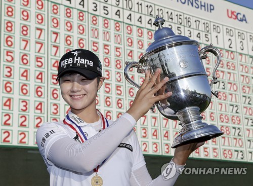 태극낭자들, LPGA '최초' 5개 대회 연속 우승 도전