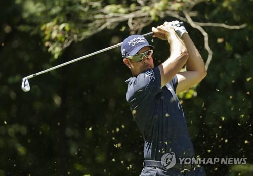 스텐손, PGA 윈덤챔피언십 우승…최경주 공동 28위