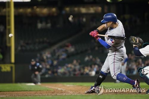 추신수, 시즌 20호 홈런 폭발…개인 통산 5번째(종합)