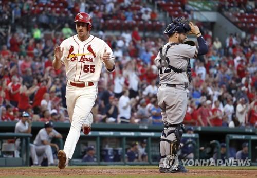 MLB 세인트루이스가 선사한 '인간적인' 트레이드의 품격